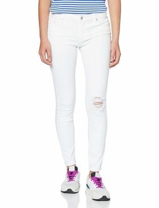 Vero Moda Women's VMLYDIA LR Skinny DESTR J LI401 Color Jeans
