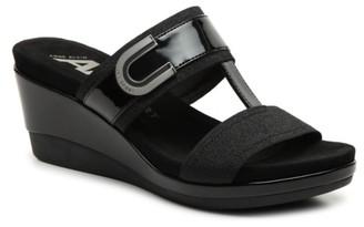 Anne Klein Sport Pax Wedge Sandal