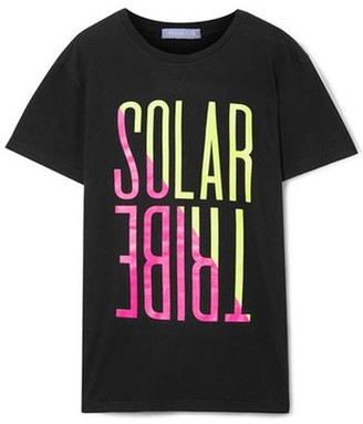 PARADISED The Solar Tribe Tee In Black - S