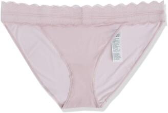Calvin Klein Women's Micro with Lace Band Bikini Panty