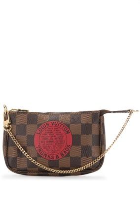 Louis Vuitton 2009 pre-owned Mini Pochette Accessories pouch