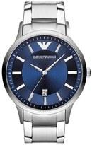 Emporio Armani Men's Round Bracelet Watch, 43Mm