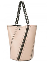 Proenza Schouler medium Hex whipstitch bucket bag