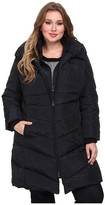 Jessica Simpson Plus Size JOFWD007 Coat