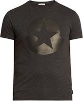 Moncler Maglia cotton-jersey T-shirt