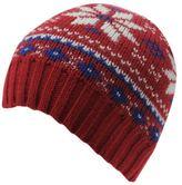 No Fear Mens Faire Isle Hat Cap Beanie Headwear Winter Accessories