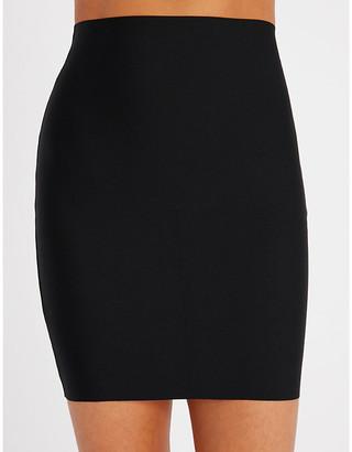 Commando Two-Faced Tech microfibre skirt