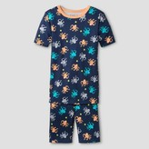 Cat & Jack Boys' Tight Fit Pajamas Cat & Jack - Blue
