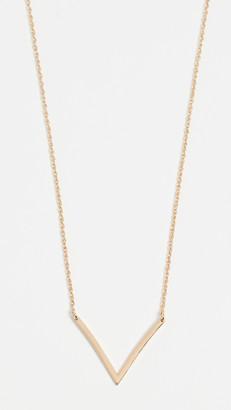 Jennifer Zeuner Jewelry Bianca Small Necklace