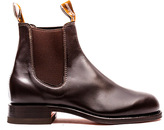 R.M. Williams - Turnout Boot - Chestnut Leather - 10 uk