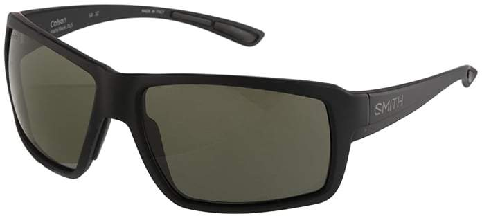 Smith Optics COLSON Sports glasses matte black/grey green