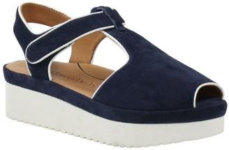 L'Amour des Pieds Leather Sandals - Almika
