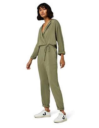 find. Soft Tie Waist Jumpsuit,(size: XX-Large)