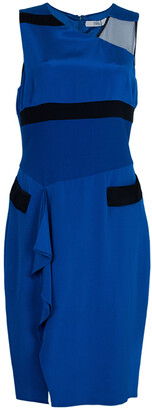 Prabal Gurung Fold Slit Dress L