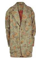 Vivienne Westwood Wittgenstein Jacket Faded Flowers Size II