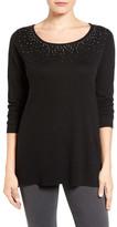 NYDJ Embellished Sweater