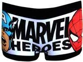 Marvel Comics Heroes Seamless Boyshort Panty for women