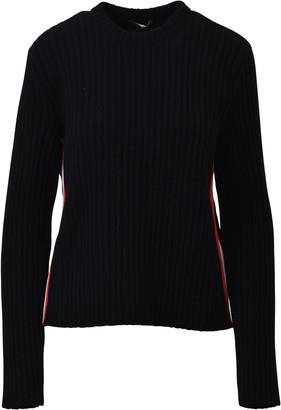 Calvin Klein Black Sweater With Trim