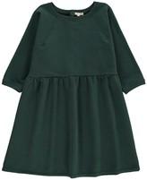 Caramel Baby & Child Emerald Fleece Dress