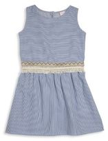OndadeMar Little Girl's Striped Dress