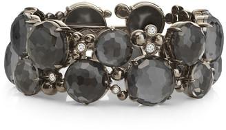 Michael Aram Molten Silver 34.09 Ct. Tw. Diamond & Gemstone Bracelet