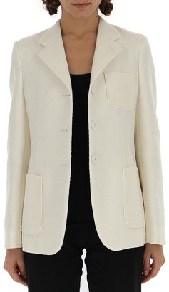 Bottega Veneta Button-Up Blazer