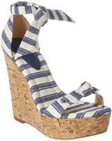 Alexandre Birman Clarita 120 Wedge Sandal