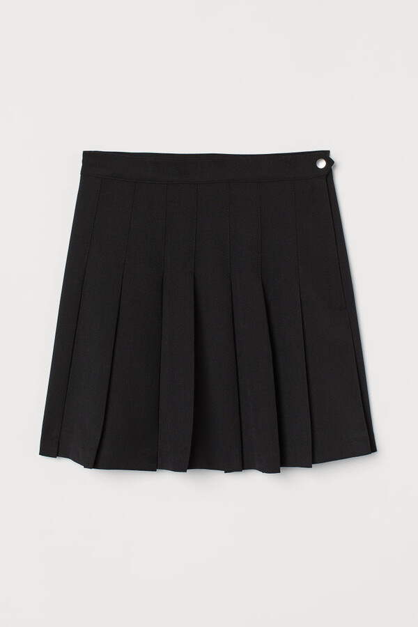 Thumbnail for your product : H&M Pleated skirt