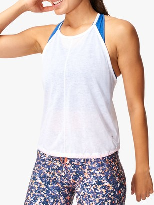 Sweaty Betty Agility Gym Vest, White