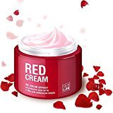 Skin&Lab Korean Skin Care Anti Aging Vitamin C Night Cream with Damask Roses and Hyaluronic Acid