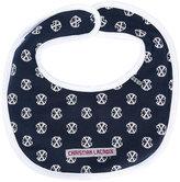 Christian Lacroix Kids - logo print bib - kids - Cotton/Spandex/Elastane - One Size