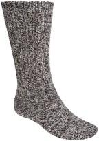 Woolrich Big Woolly Ragg Solid Socks - Merino Wool, Crew (For Men)