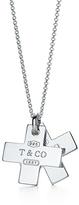 Tiffany 1837™ Double cross pendant