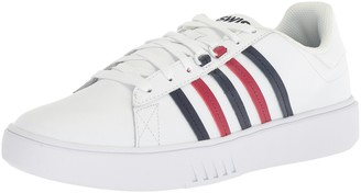 K-Swiss Men's Pershing Court CMF Sneaker