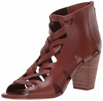 Zodiac Womens Camila Cognac City Sandals 6 M