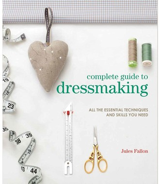 Fallon Search Press Jules Complete Guide to Dressmaking Book