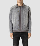 AllSaints Maxwell Denim Jacket