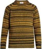 Acne Studios Kees Striped Wool Sweater