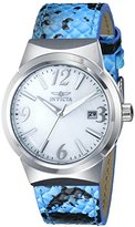 Invicta Women's 17303 Angel Analog Display Japanese Quartz Blue Watch