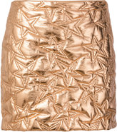 MSGM star quilted skirt - women - Polyester - 40