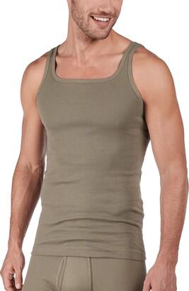 Huber Men's Comfort Achselshirt Undershirt