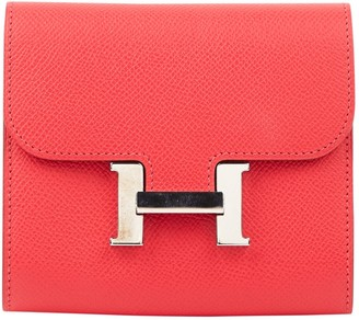 Hermes Constance Red Leather Purses, wallets & cases