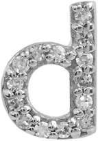 KC Designs Diamond D Stud Earring