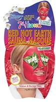 Montagne Jeunesse Red Hot Earth Sauna Masque, 0.5 Ounce, 12 Count