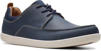 Clarks Un Lisbon Lace Up Sneaker