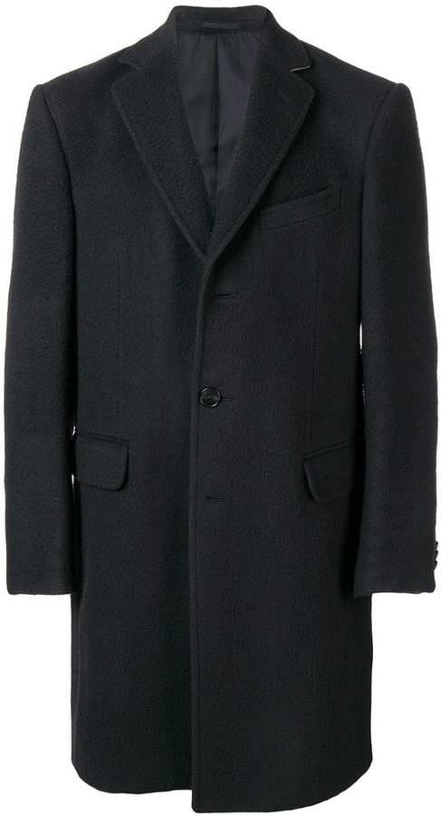 Ermenegildo Zegna classic single breasted coat