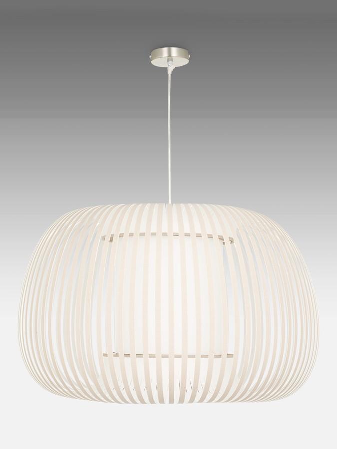 John Lewis & Partners Harmony Large Ribbon Ceiling Light
