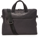 HUGO Highway Leather Briefcase