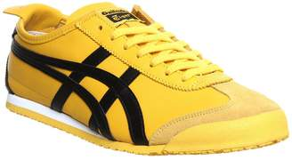 Onitsuka Tiger by Asics Mexico 66 Yellow Black