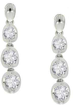 Fire Light Lab Grown Diamond Earrings, 1.00 cttw